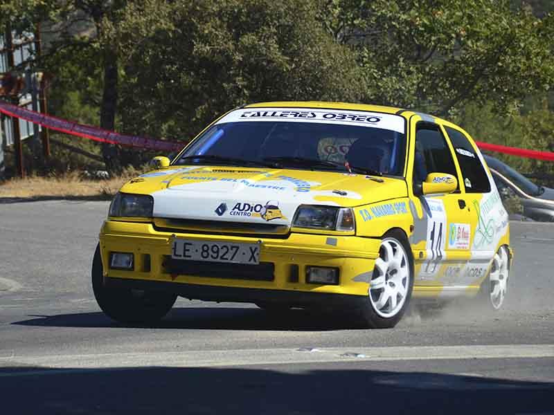 7 de Mayo, XV Rallysprint Villa de Feria