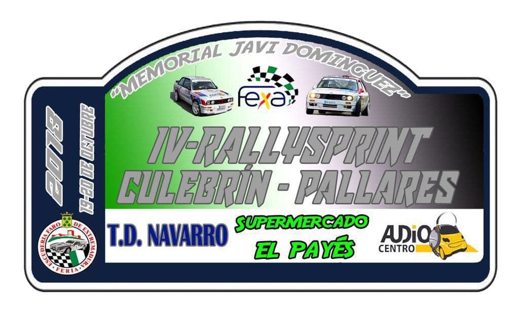 Disponible el reglamento del IV RS Culebrin-Pallares